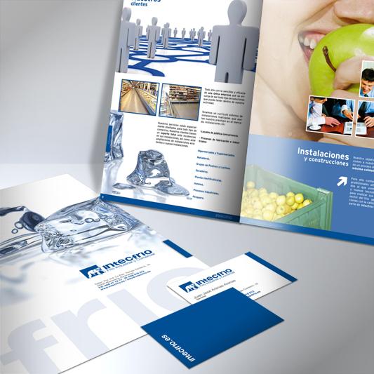 Diseño gráfico y web Granada, mimográfico. Dossier de empresa blog