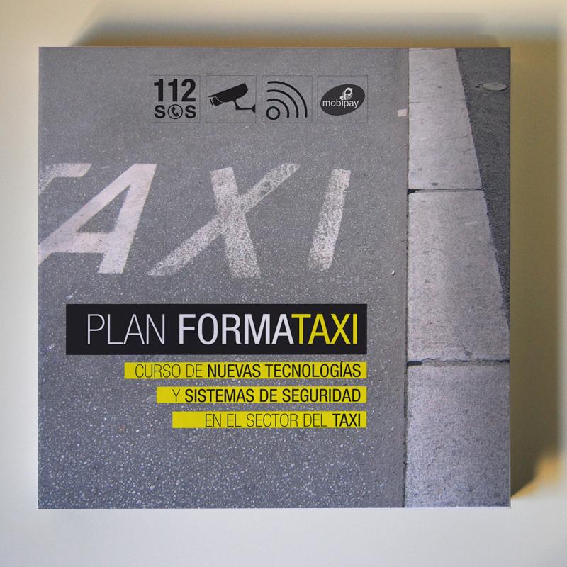 Diseño gráfico y web Granada, mimográfico. Dossier Corporativo Preventaxi 2