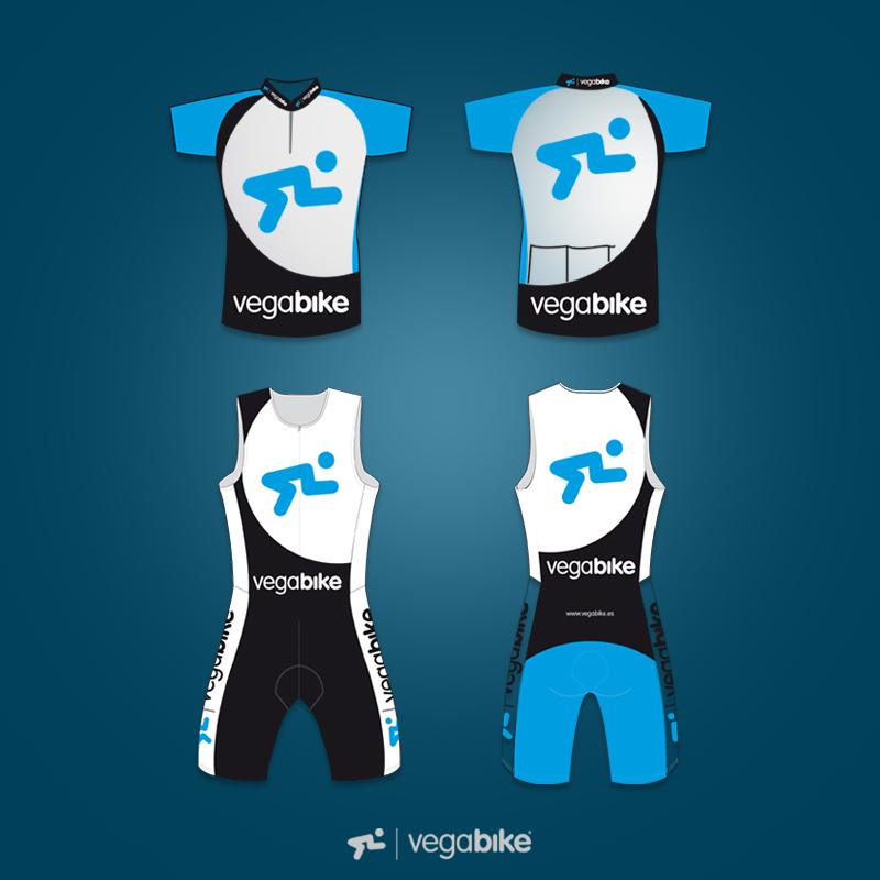 Diseño gráfico Vegabike Granada, elaborado con mimo. Imagen de marca y diseño web 2