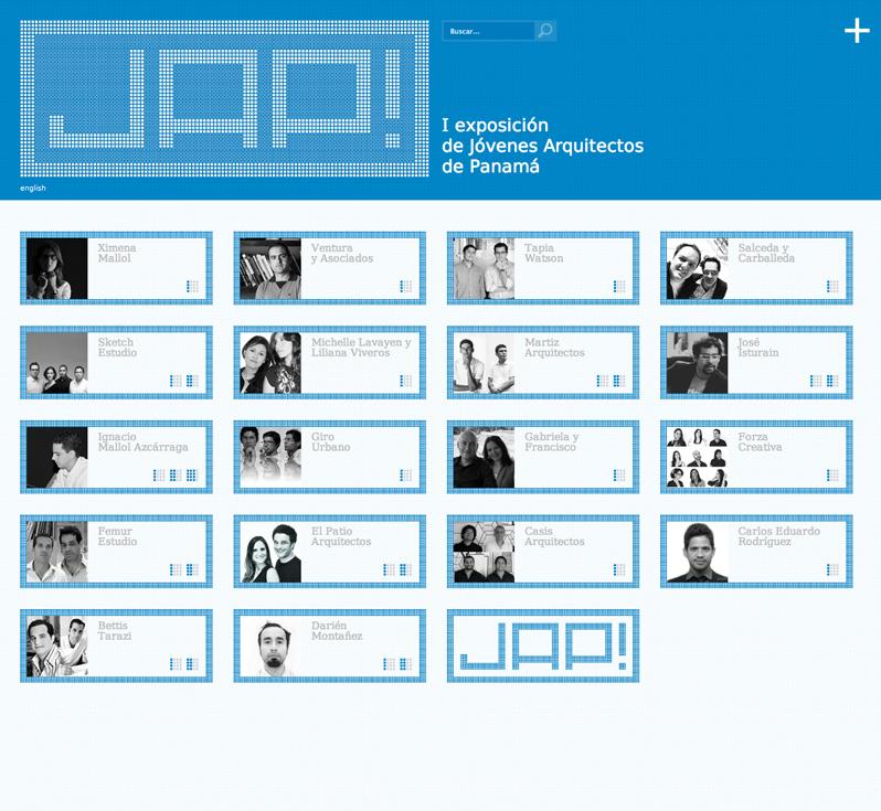 Diseño web Granada, con mimo. JAP! web corporativa 4