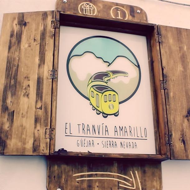 El Tranvía Amarillo. Imagen de marca