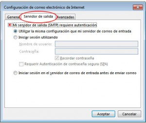 Mimográfico configuración emails outlook2