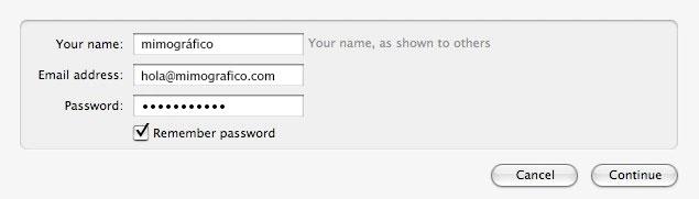 Mimográfico configuración emails thunderbird1
