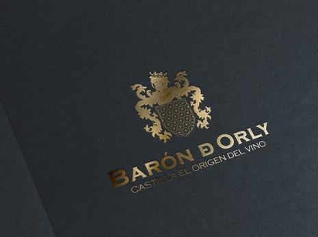 Logotipo Barón de Orly