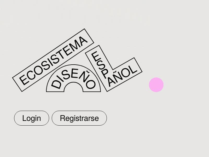 Portada - El ecosistema del diseño en España