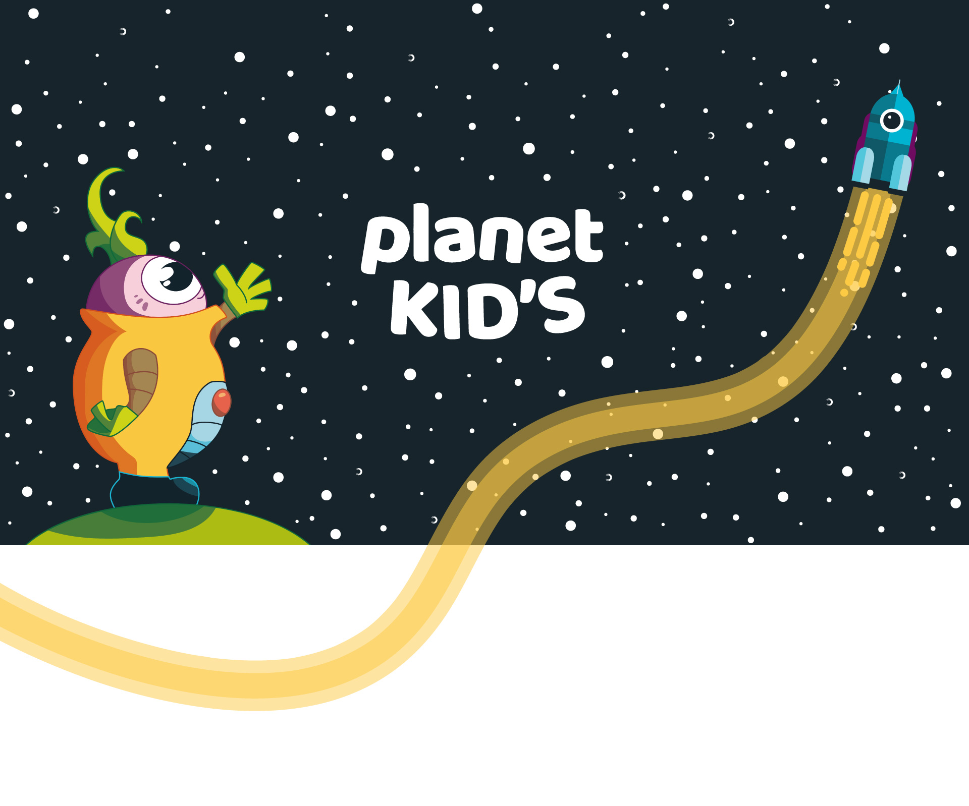 Planet kid's neoky despedida