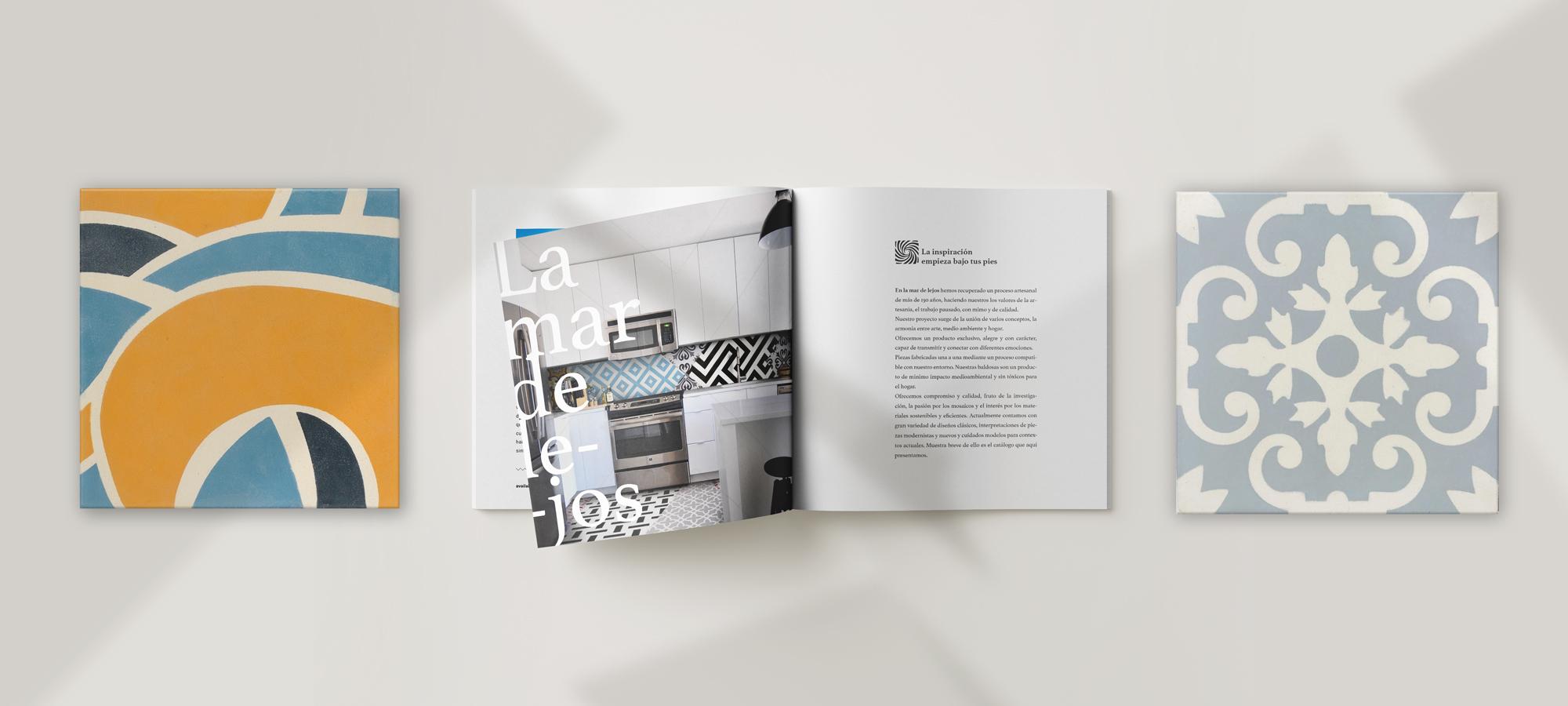 Catálogo La Mar de Lejos