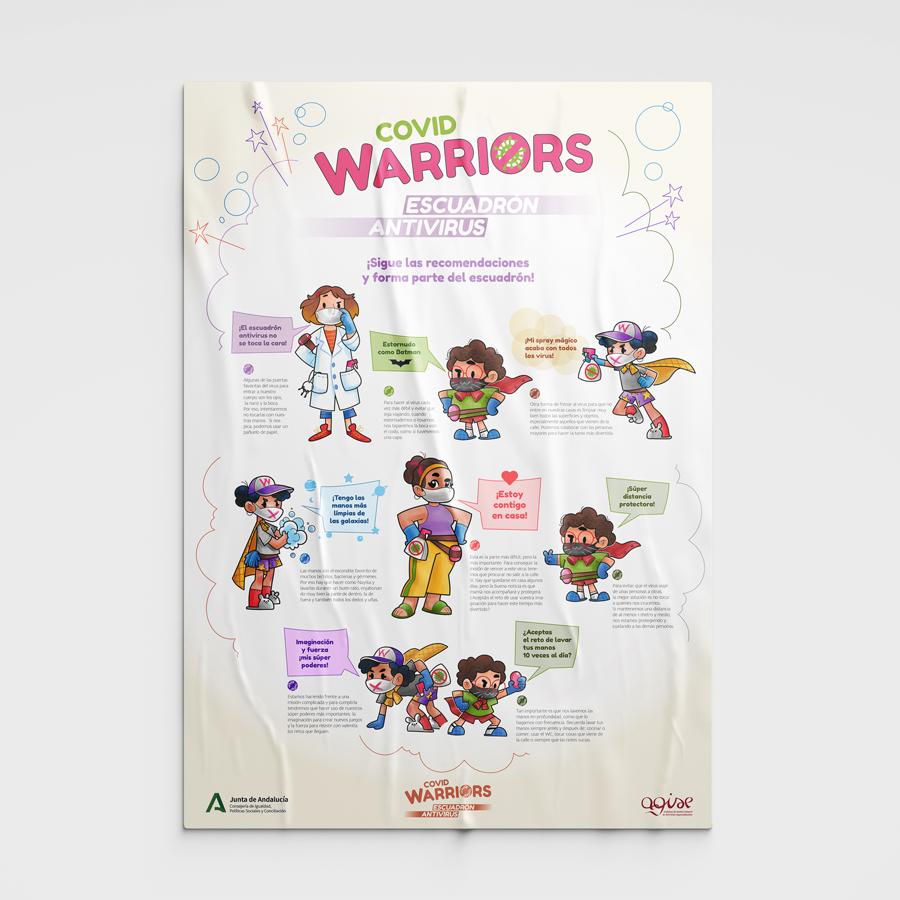 Cartel Covid Warriors