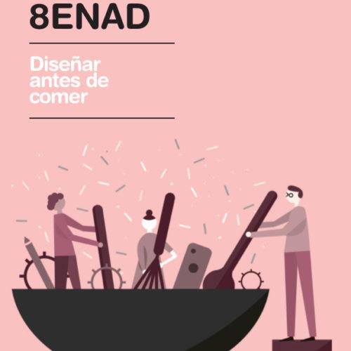 Portada - #8ENAD | 2020 Encuentro Nacional de Diseño