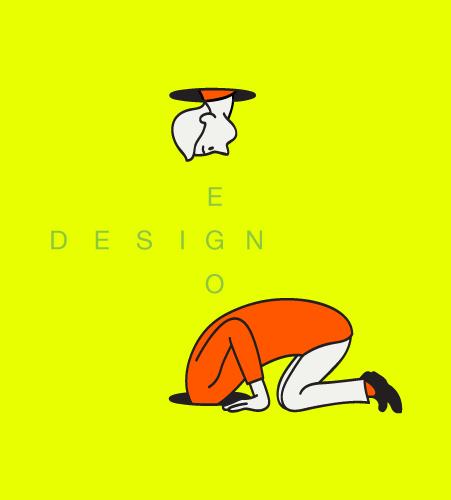 Portada - Hablando de diseño: El Ego